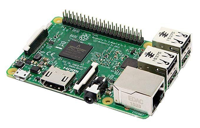 Carte de Développement Raspberry Pi 3 Modèle B (Vendeur Tiers)