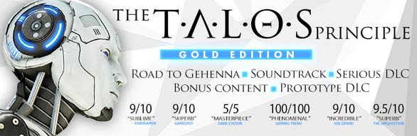 The Talos Principle Gold Edition sur PC (Dématérialisé)