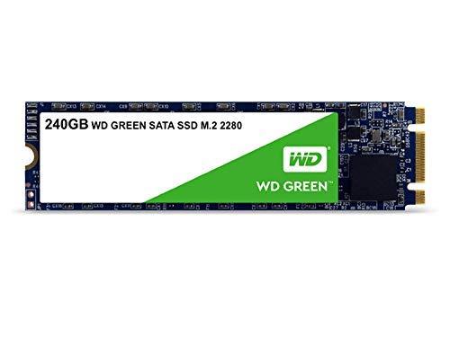 SSD Interne M.2 Western Digital Green 2280 - 240 Go (Vendeur tiers)