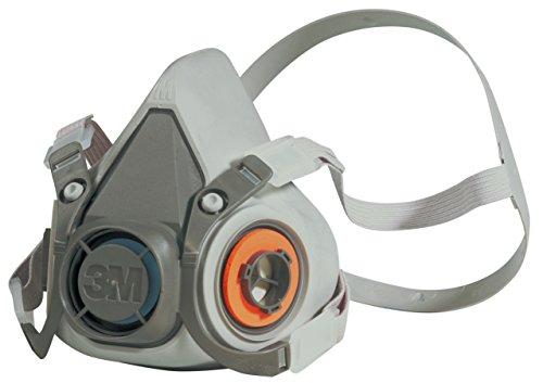Demi-masque anti-Gaz classique réutilisable 3M 6200