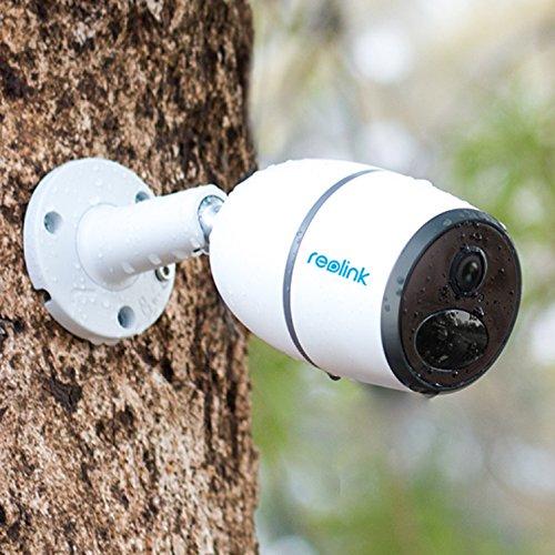 Caméra Mobile de sécurité Reolink Go - Full HD, 4G LTE, Batterie rechargeable (vendeur Reolink)