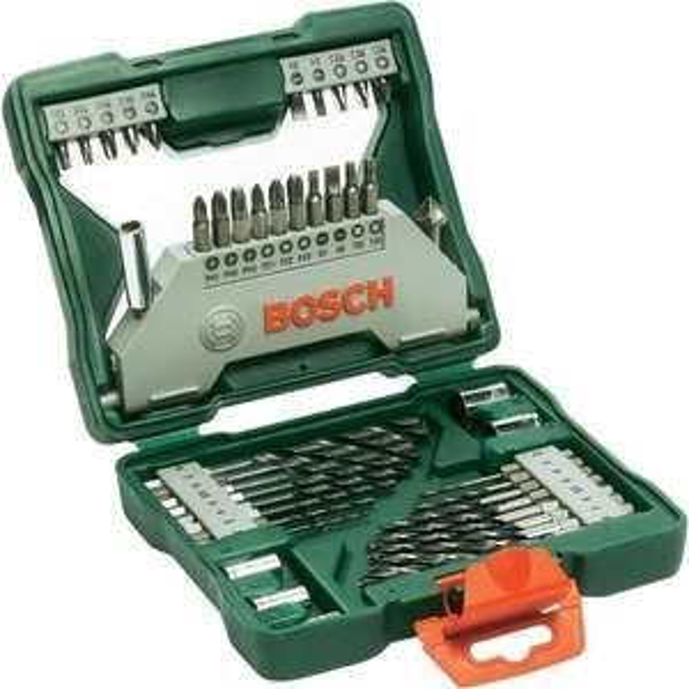 Coffret de mèches Bosch X-line 2607019613 - 43 pièces
