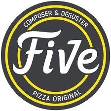 Pizza à 1€ pour les 100 premiers clients - à Five Pizza Original (Paris 75002)