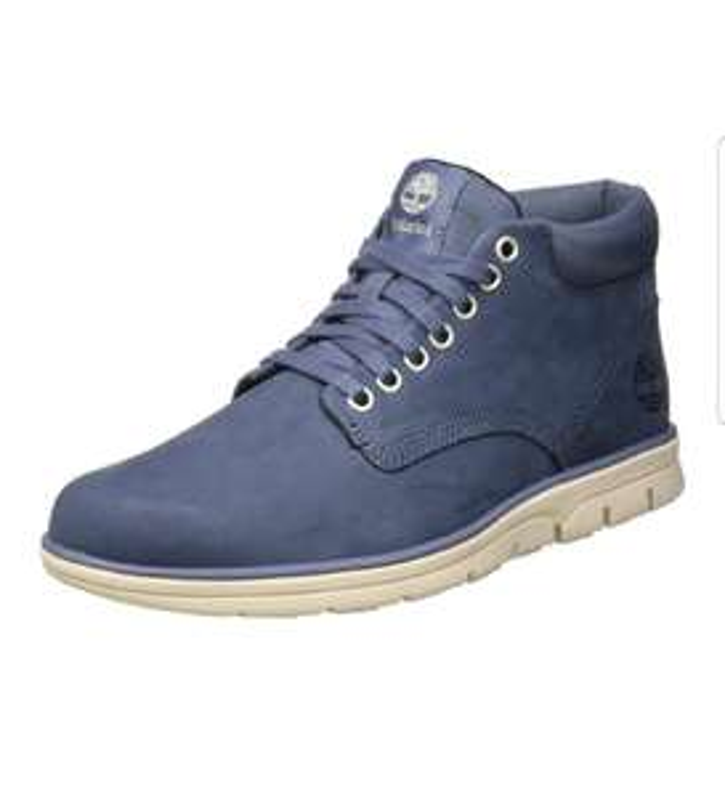 Chaussures Chukka Timberland Bradstreet Leather - Bleu (taille 41.5)
