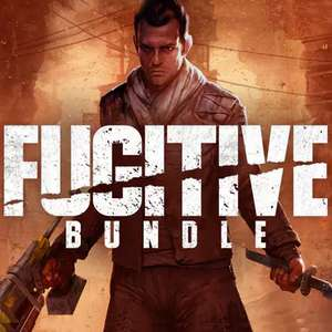 Fugitive Bundle: 3 jeux PC dont S.T.A.L.K.E.R.: Shadow of Chernobyl + Blood Bowl: Chaos Edition (Dématérialisés - Steam) à partir de 1.59€