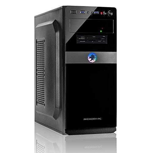 PC fixe Gaming Fox - Ryzen 5-2600, RX 580 OC (8Go), 8Go RAM (3000mhz), 240Go SSD, Alim. 550W (394,9e avec 2300X/RX 570)