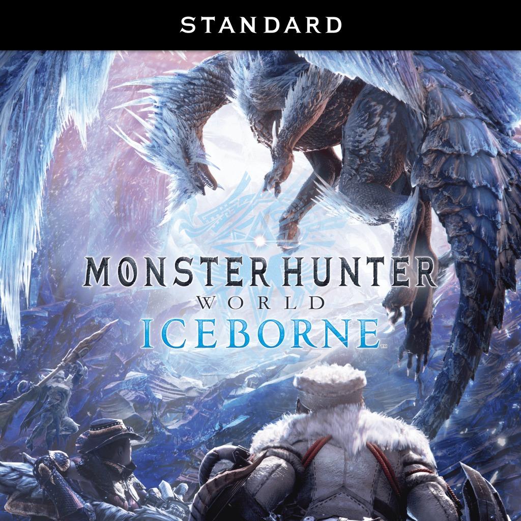 Accès Gratuit à la Beta de Monster Hunter World Iceborne du 21 au 24 Juin en PS+ & du 28 au 1er Juillet pour tous sur PS4 (Dématérialisé)