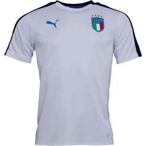 Maillot de Football Puma FIGC Italy Stadium pour Hommes - Taille XS