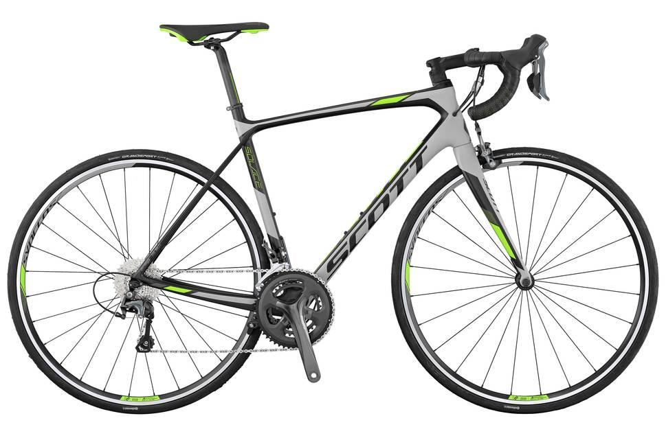 Vélo Route Endurance Scott Solace 30 (Carbon/Tiagra 4700) - 2017