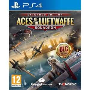 [CDAV] Aces of the Luftwaffe - Squadron Edition sur PS4