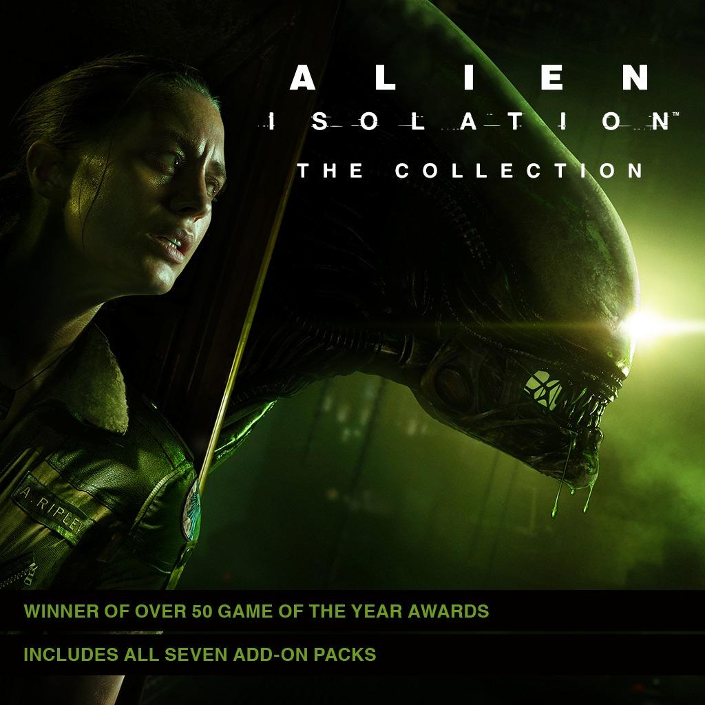 Alien: Isolation - The Collection sur PC (dématérialisé)