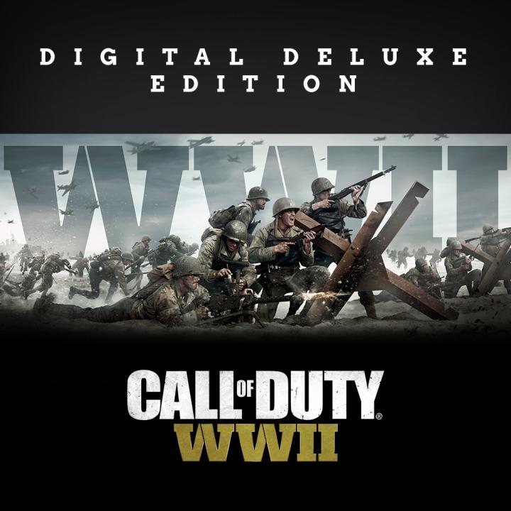 Call of Duty: WWII - Édition Digital Deluxe (dématérialisé, Steam)