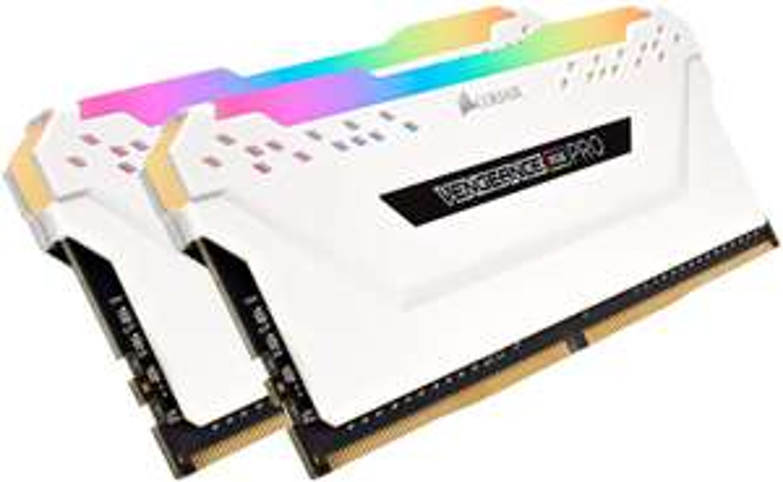 Kit mémoire RAM DDR4 Corsair Vengeance RGB PRO - 32 Go (2 x 16 Go), 3000 Mhz, C15