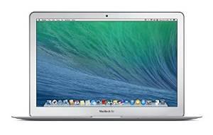 """Ordinateur portable 13"""" Apple MacBook Air Argent (2015) - SSD 128 Go, Intel Core i5 1.6 GHz"""