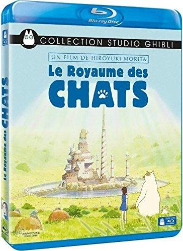 Sélection de blu-ray Ghibli en promotion - Ex : Le Royaume des chats