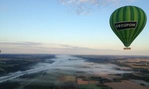 1h20 de vol en montgolfière au dessus des Châteaux de la Loire pour 1 personne 129€ 2 personnes 258€