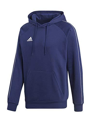 Sweat-shirt Adidas Homme Core18 - Plusieurs Tailles (Noir/Bleu/Gris/Rouge)