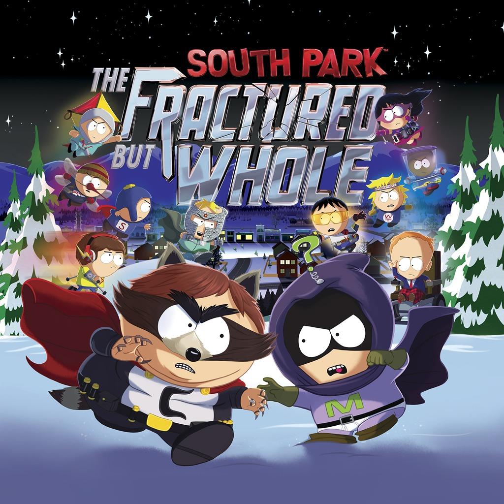South Park: The Fractured But Whole à 5.27€ et South Park: The Fractured But Whole Gold Edition à 7.03€ sur PC (Dématérialisés - Uplay)