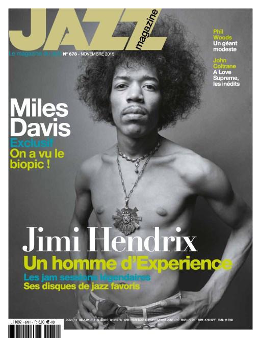 Version numérique du magazine Jazz de novembre offert (au lieu de 6€)