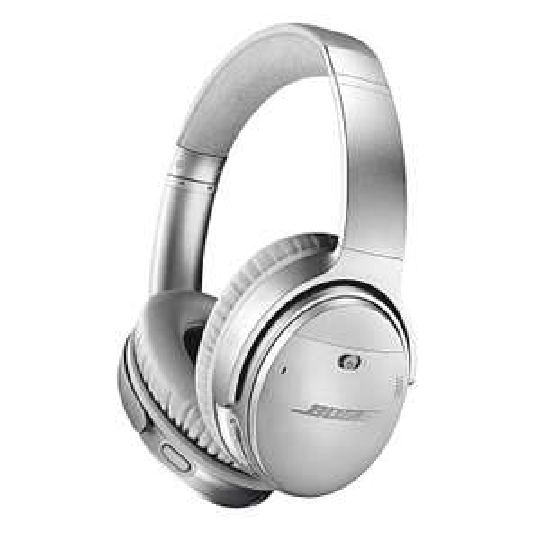 Casque audio bluetooth à réduction de bruit Bose Quietcomfort 35 II (QC35-II) - Gris
