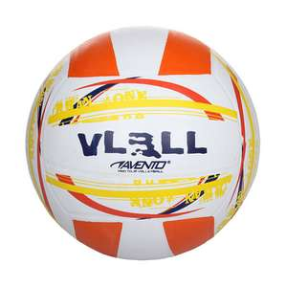 Ballon de beach volley - Orange (Taille 5)
