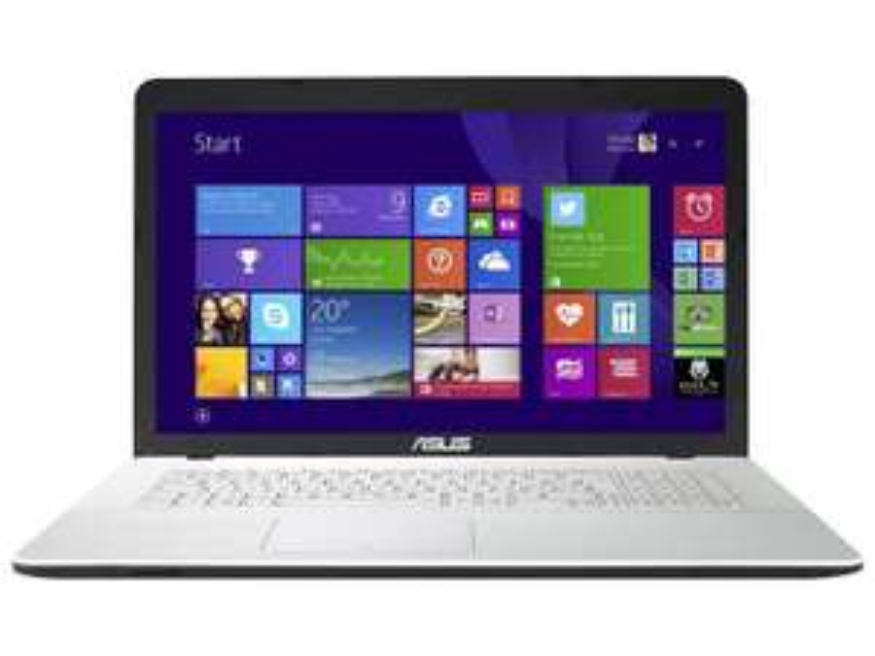 "PC portable 17,3"" Asus X751YI-TY011T : AMD E1-7010, 10 Go RAM, 1 To HDD"