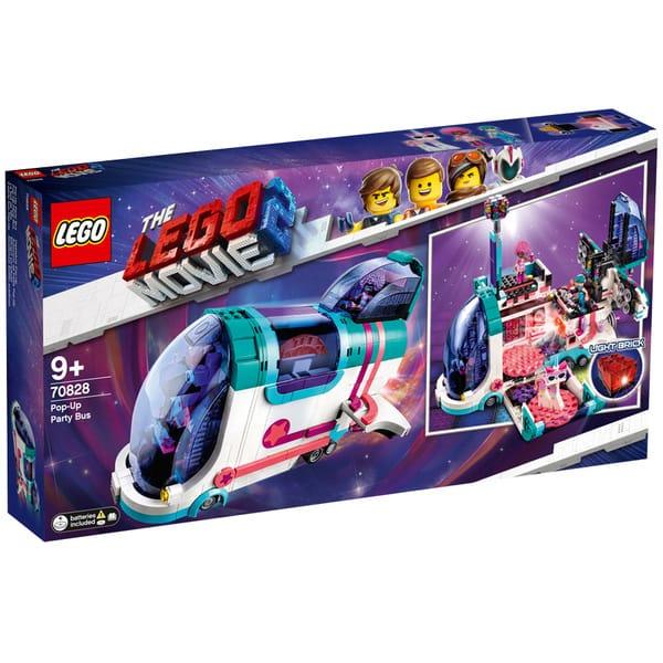 Sélection de LEGO en promotion - Ex : Le bus discothèque 70828