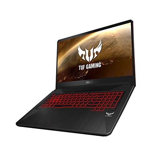 "PC Portable 17.3"" Asus TUF FX705DY-AU017 - Full HD, Ryzen 5 3550H, 8 Go de RAM, SSD de 512 Go, AMD Radeon RX 560X (4 Go), Sans OS, QWERTY"