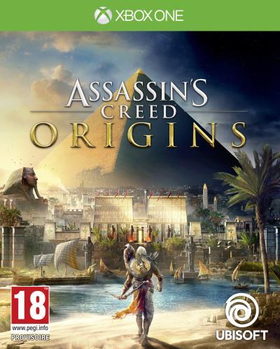 Jeu Assassin's Creed Origins sur Xbox One