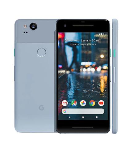 """Smartphone 5"""" Google Pixel 2 (Version US) - 64 Go"""