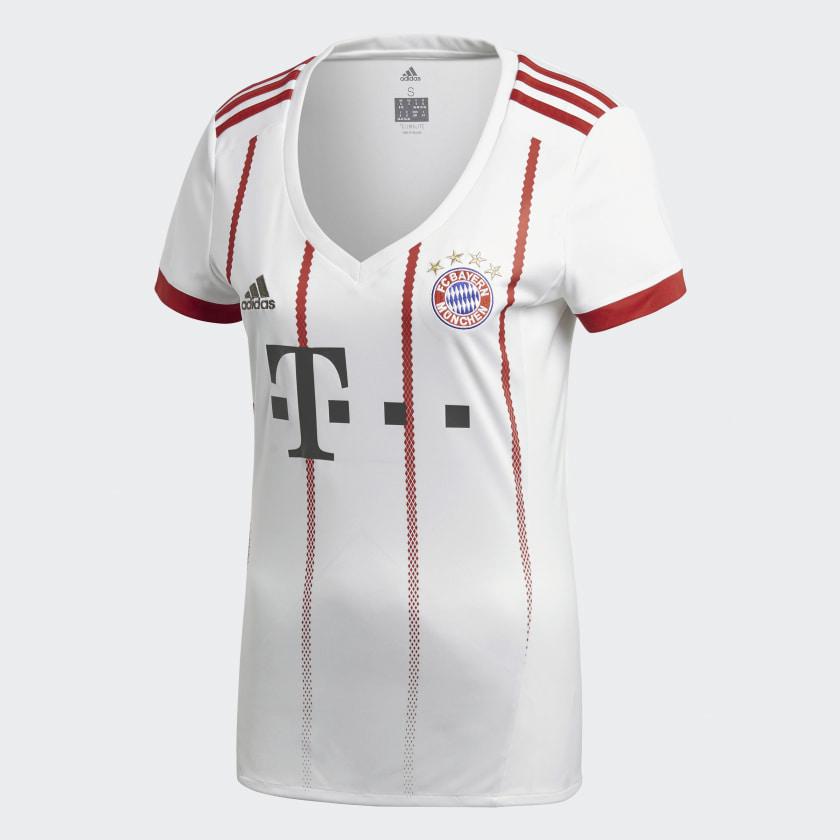 Maillot de Football Femme Adidas FC Bayern Munich UCL Replica