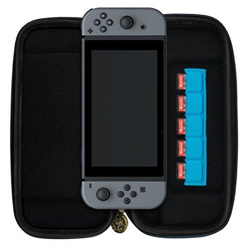 "Sacoche de transport Zelda ""Gardians"" pour Nintendo Switch"
