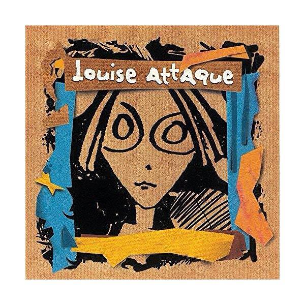 Vinyle Louise Attaque - Louise Attaque