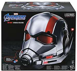 Casque électronique d'Ant-Man Marvel Avengers Legends  - Edition Collector