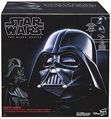 Casque Électronique Star Wars The Black Series Dark Vador - Édition Collector (Frais de port inclus)