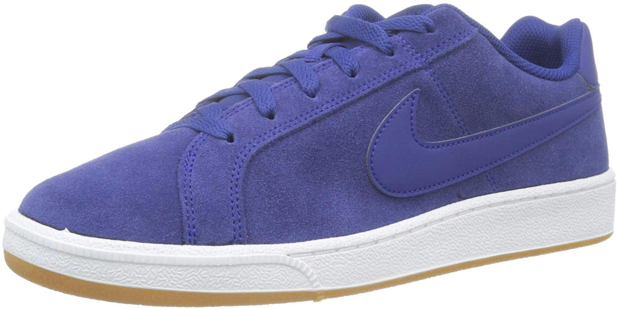 Chaussures de sport Nike Court Royale Suede - Bleues (Taille 42.5)
