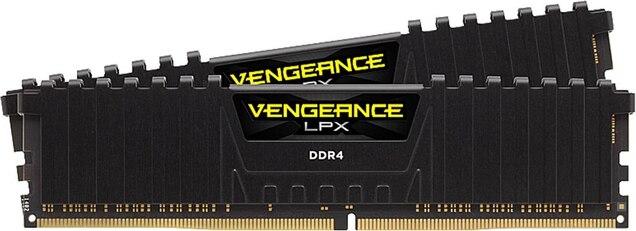 Mémoire RAM DDR4 Corsair Vengeance LPX 16 Go (2x8 Go) - 3000MHz, C16 (Frontaliers Suisse)