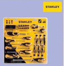 Lot de 58 Tournevis Stanley