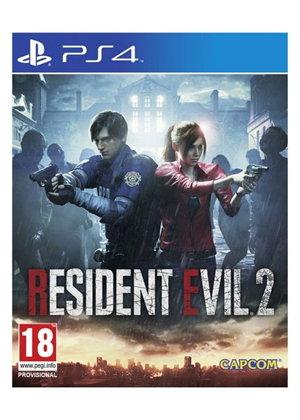 Jeux Resident Evil 2 Remake sur PS4