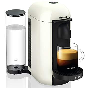 Machine à capsules Krups Nespresso Vertuo offerte