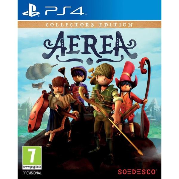 Aerea sur PS4 - Edition collector sur PS4