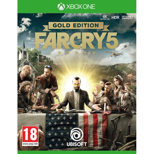 Far Cry 5 Gold Edition sur Xbox One