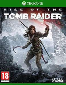 Rise of the Tomb Raider sur Xbox One (vendeur tiers)