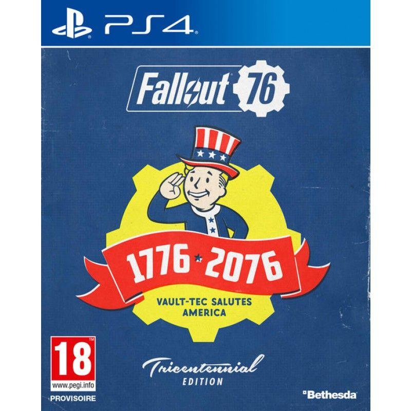 Fallout 76 édition Tricentennial sur PS4 (Via l'Application)