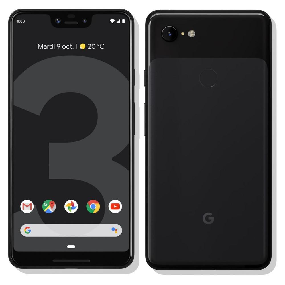 """10€ de réduction par tranche de 100€ sur une sélection de smartphones - Ex : 6.3"""" Google Pixel 3 XL - QHD+, Snapdragon 845, RAM 4 Go, 64 Go"""