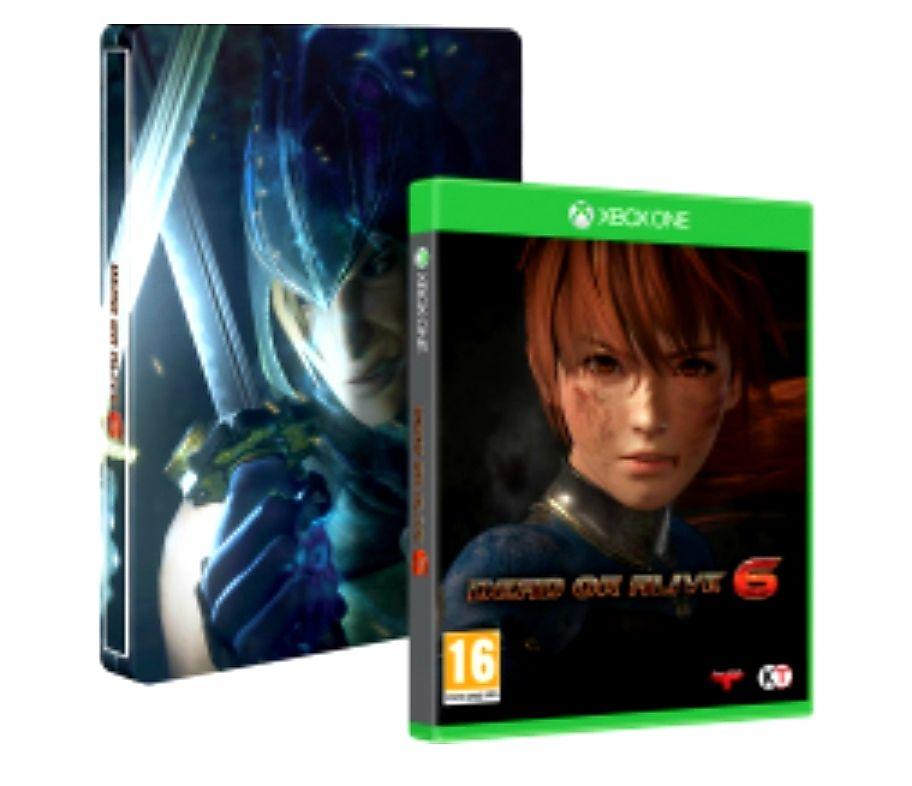 Dead or Alive 6: Edition Steelbook sur Xbox One
