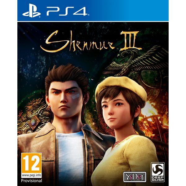 [Précommande] Shenmue III sur PS4