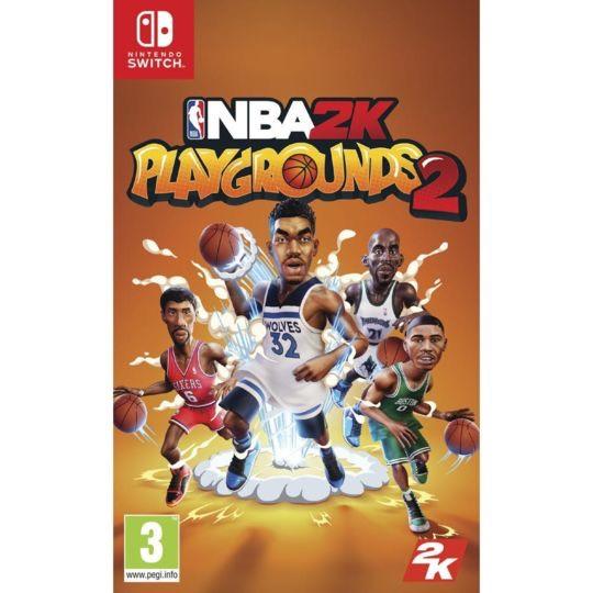 Jeu NBA 2K Playgrounds 2 sur Nintendo Switch