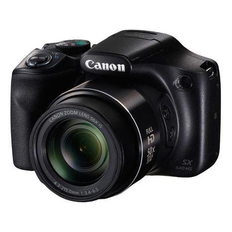 Appareil Photo Bridge Canon SX540HS - Objectif 4.3-215 mm
