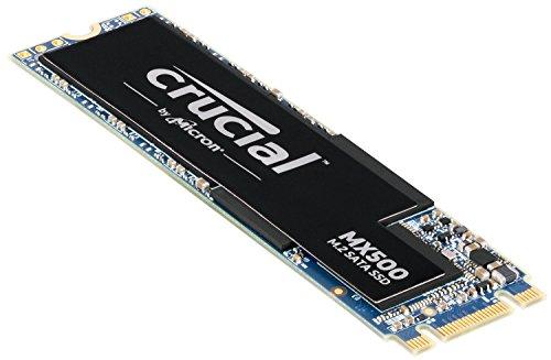 SSD M.2 Crucial MX500 - 1 To, SATA III, 6 Gb/s, CT1000MX500SSD4